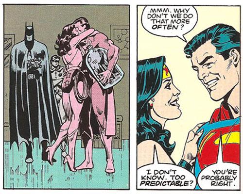 relationship between superman antichrist definition