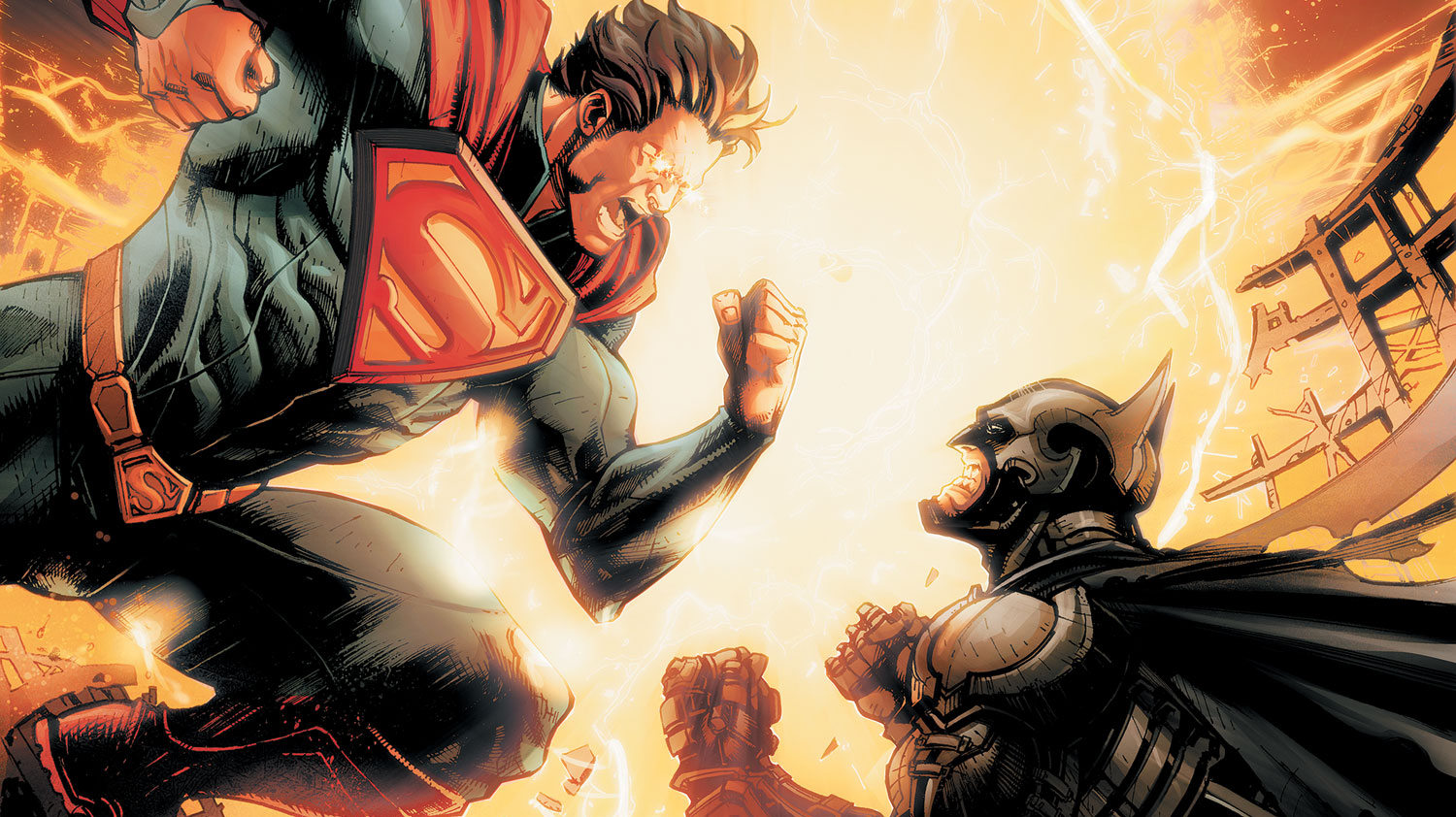 Superman vs. Batman – Who Would Actually Win?