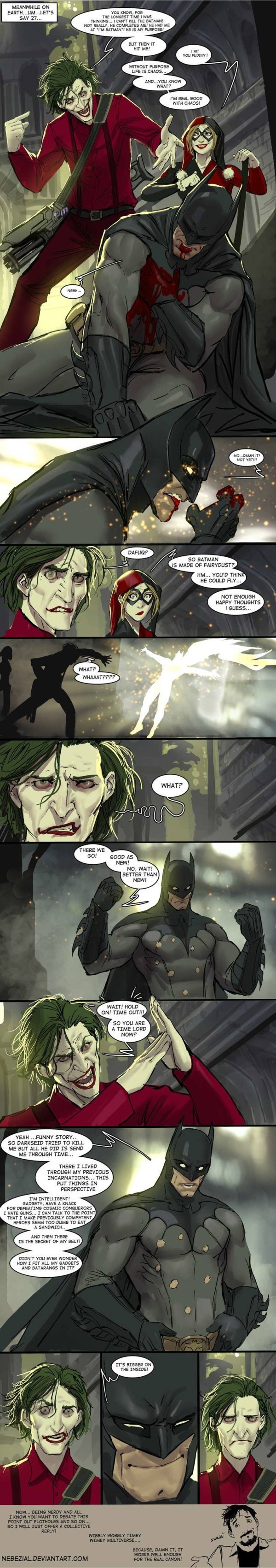 batman the time lord