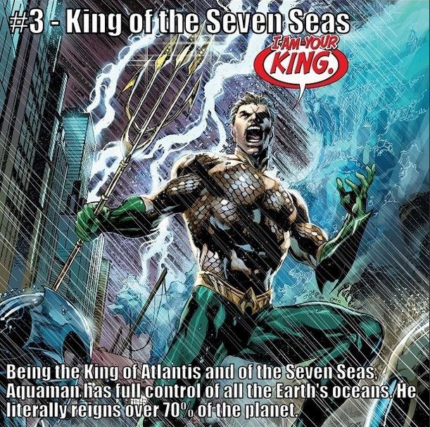 Aquaman - 3