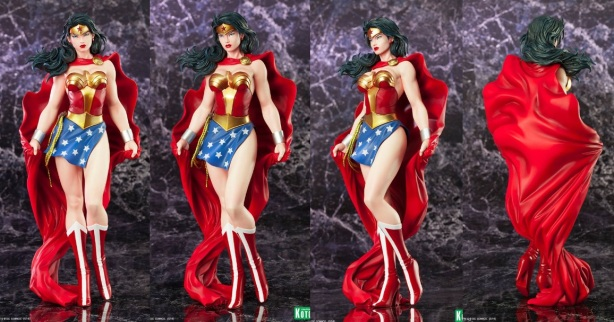 ARTFX Wonder Woman Statue